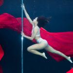 Las Vegas Pole Expo Underwater Shoot