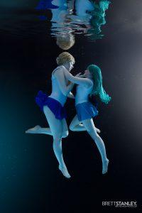 Sailor Moon Underwater
