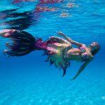 Mermaid Workshop with Hannah Mermaid 2017