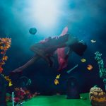 Halloween Underwater Photoshoot
