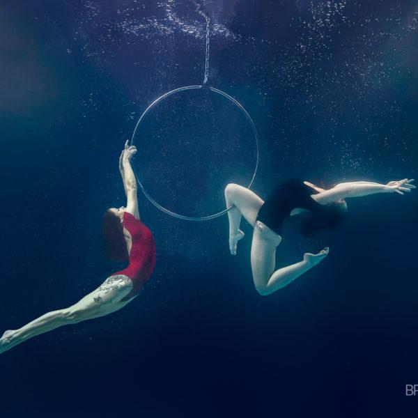 Underwater Hoop (Doubles)